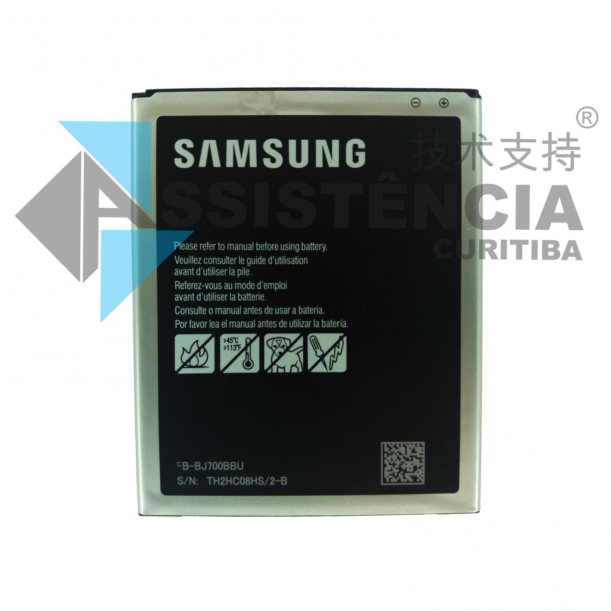 Bateria Samsung Galaxy J7 J700 Sm-J700M/Ds