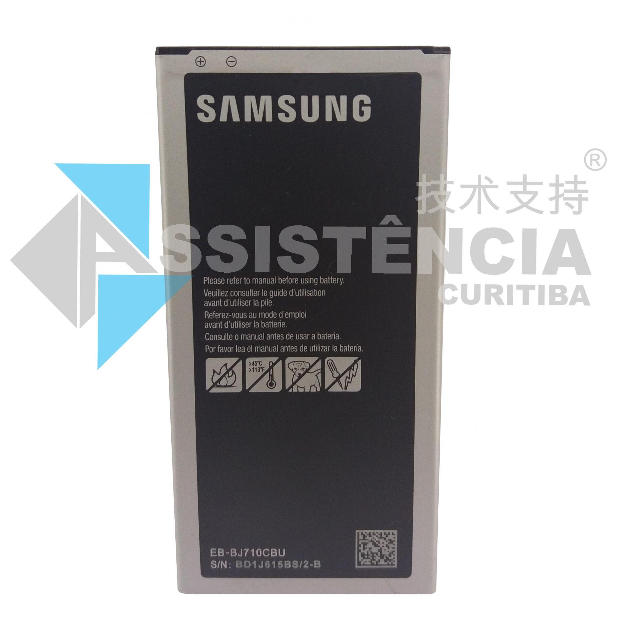 Bateria Samsung Galaxy J7 Metal 2016 J710 Sm-710