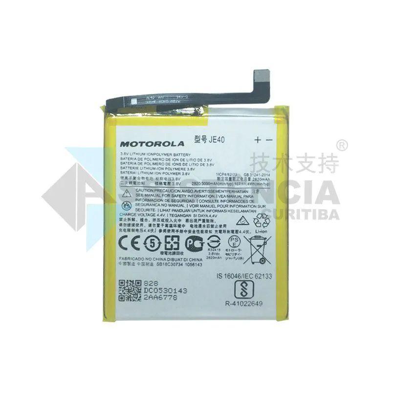Bateria Motorola Je40