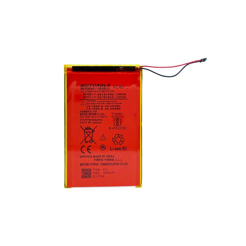 Bateria Motorola Moto G3 Fc40 Xt1543 Xt1544