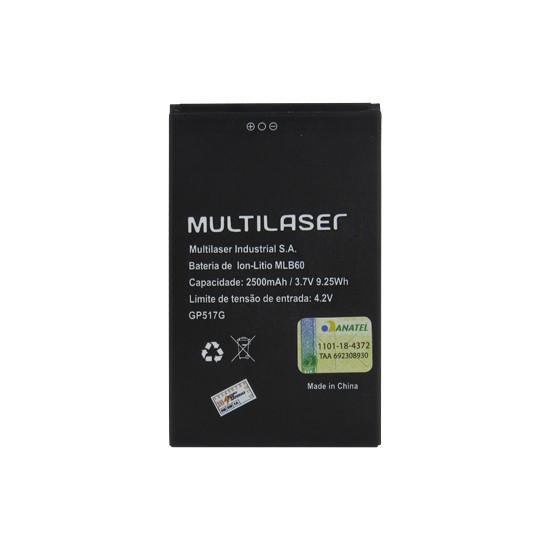 Bateria Multilaser Ms60 Mlb60