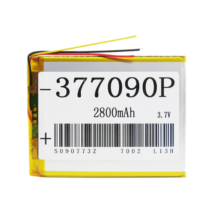Bateria Tablet Universal sem plug 2800mAh
