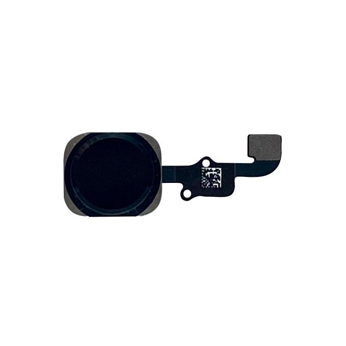 Botão Home Completo Apple Iphone 6 6G Preto