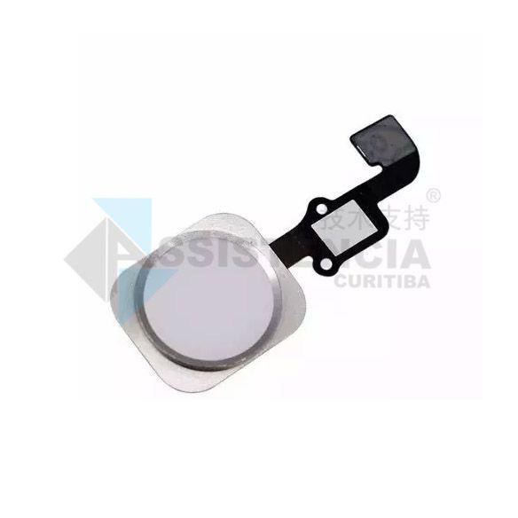 Botão Home Completo Apple Iphone 6G / 6 Plus Branco
