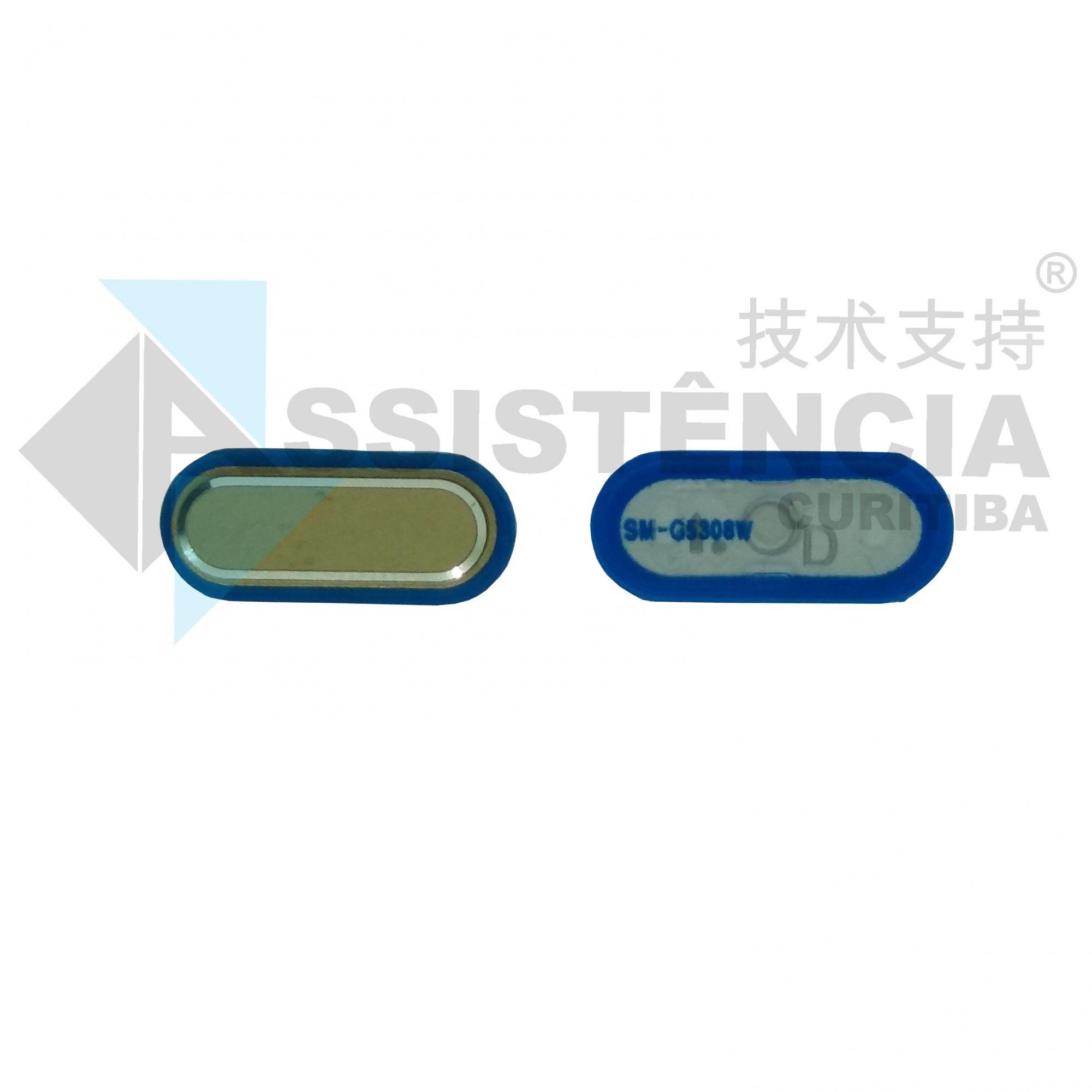 Botão Home Externo Samsung Galaxy Gran Prime G530 G531 J2 J3 J5 J7 Original Dourado