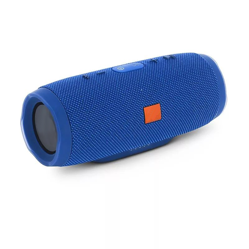 Caixa De Som Charge 3 Azul