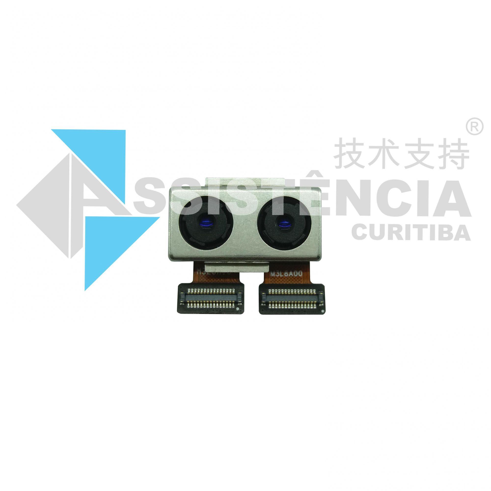 Câmera Traseira Motorola Moto G5S Plus Xt1802 Original