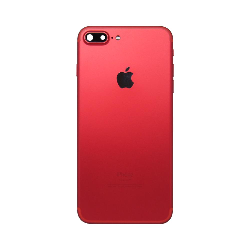 Carcaça Apple Iphone 7 Plus Original Completo Vermelho