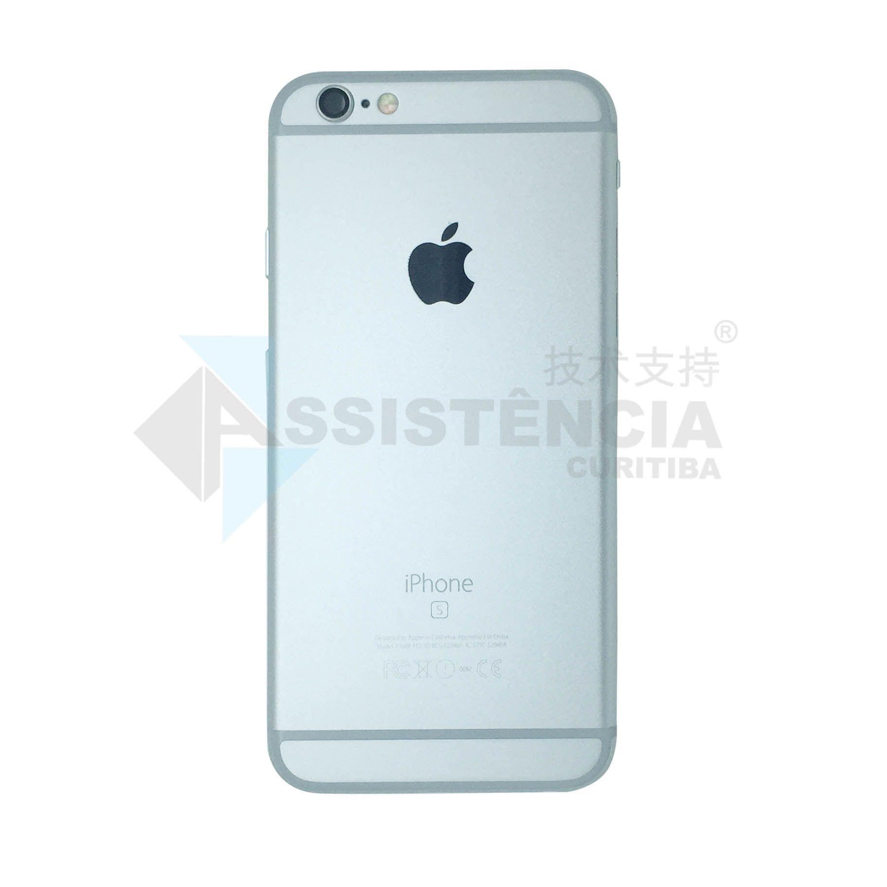 Carcaça Completa Apple Iphone 6S Prata