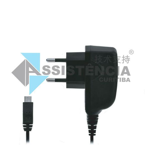 Carregador Para Celular De Tomada V8 Pmcell Flex-999 Hc-11 (Output: 5V - 1A)