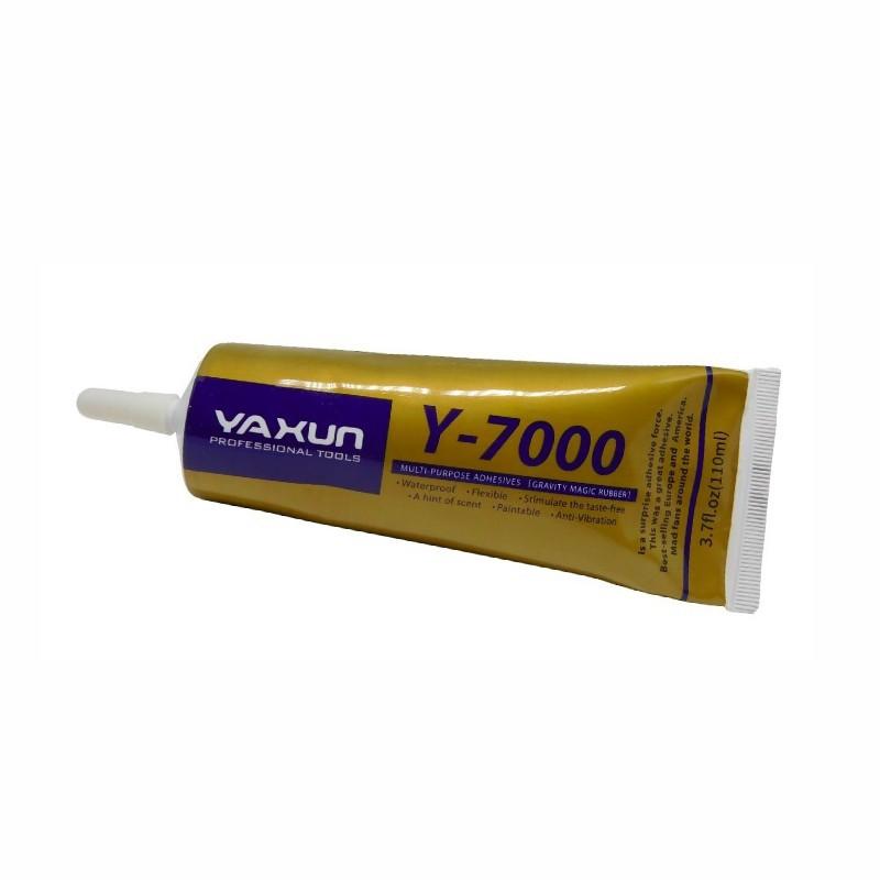 Cola Profissional Transparente Yaxun Y 7000 110ml