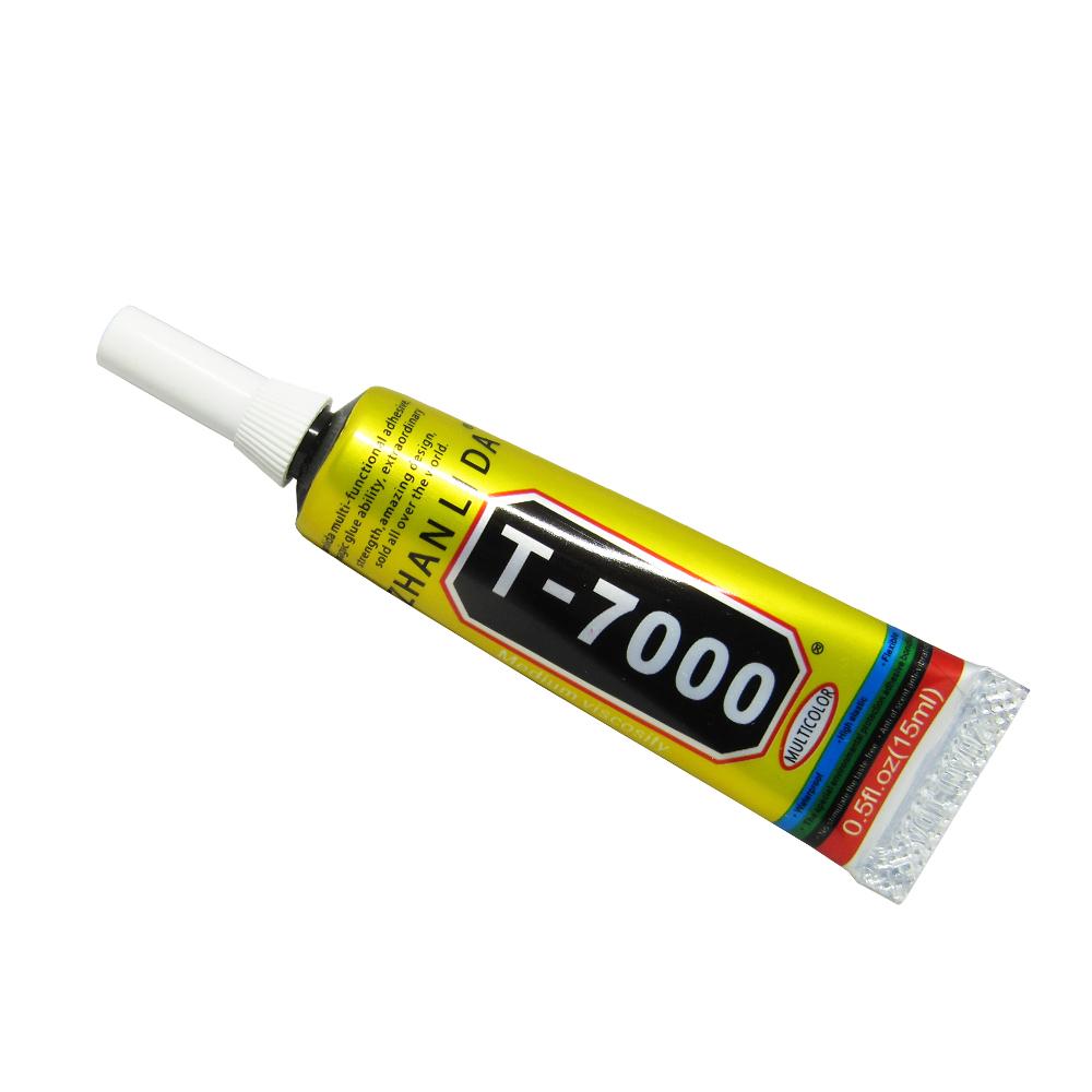 Cola Zhanlida T7000 Multiuso Preta 15Ml
