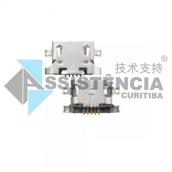 Conector de Carga Motorola Moto G4 Play XT1600 XT1601 XT1602 XT1603