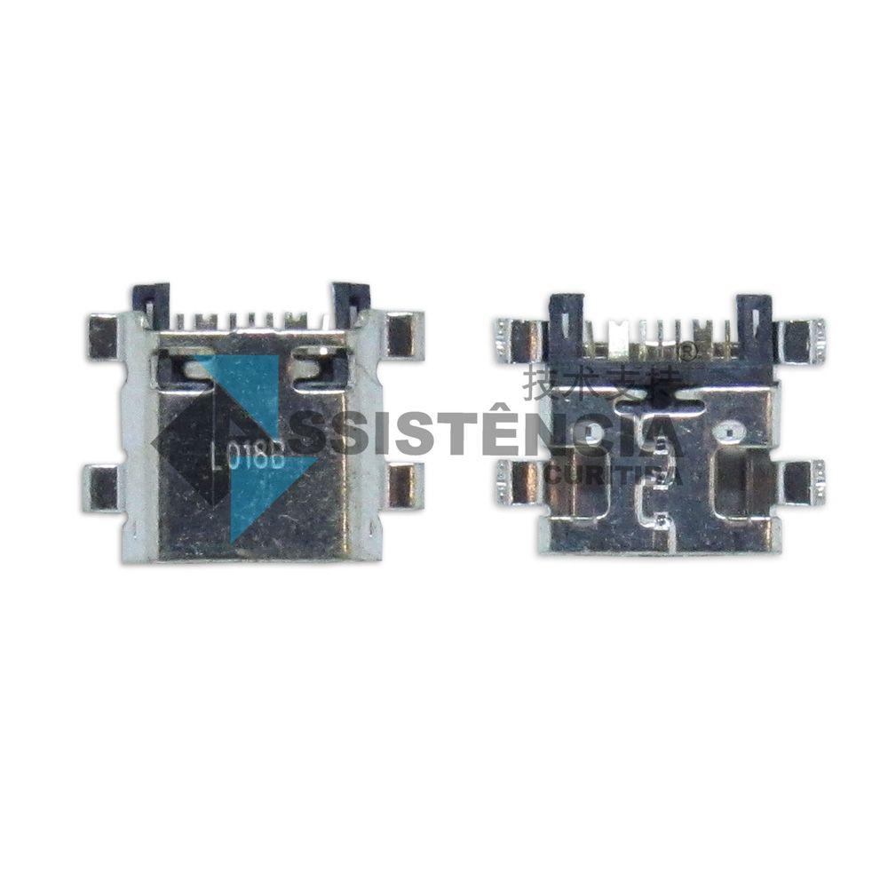 Conector De Carga Samsung G530 G531 G355 G3812 G7102 G3502 Original