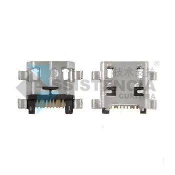 Conector De Carga Samsung Galaxy I9190 I9192 I8262 I9195 S5310 S5312 S6293 G3812 G110 G613 Original