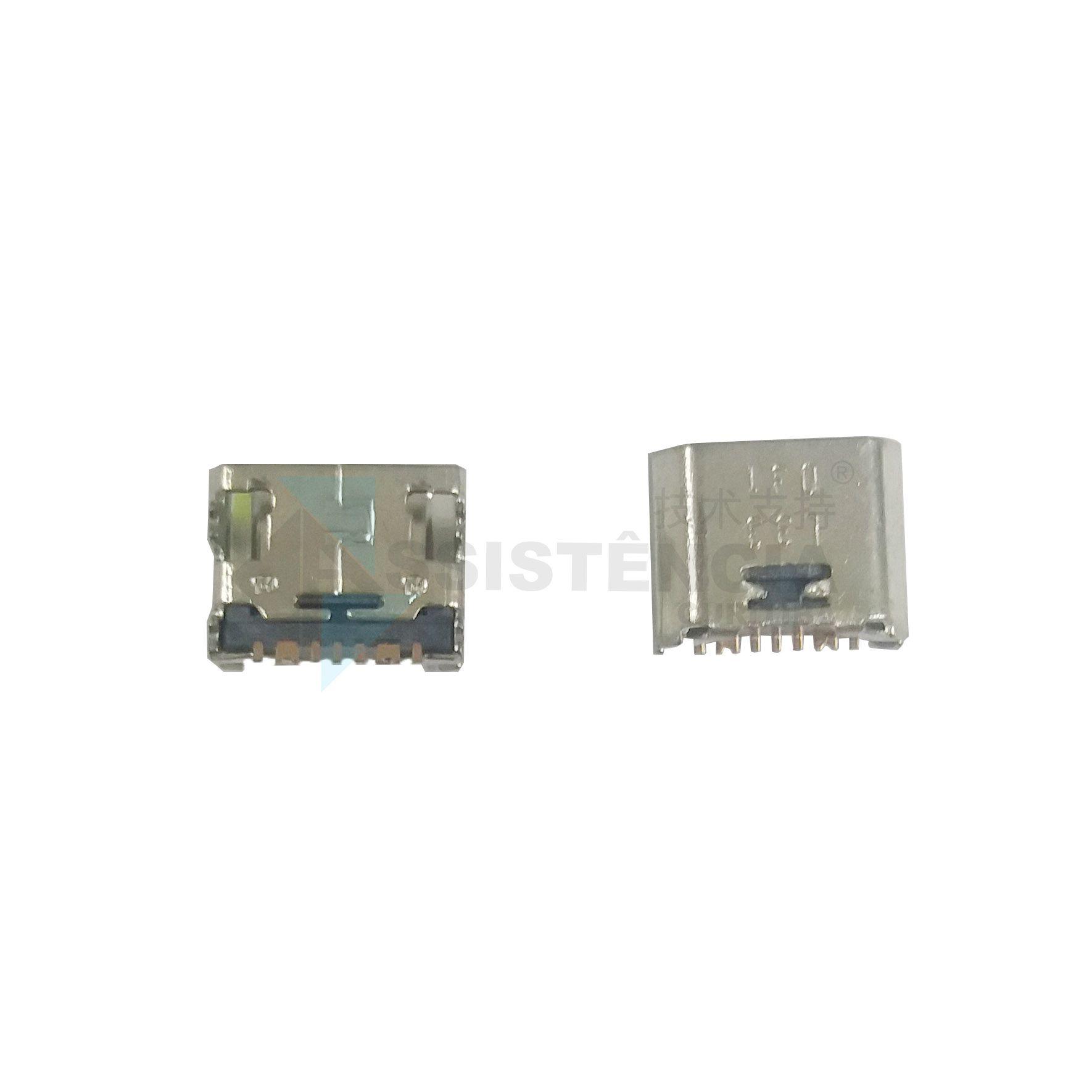 Conector De Carga Samsung Gran Duos I8552 I9060 I9063 I9082 G360