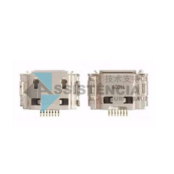 Conector De Carga Samsung I9000 I9220 S8530 S5620 S5600 S5830 S8000