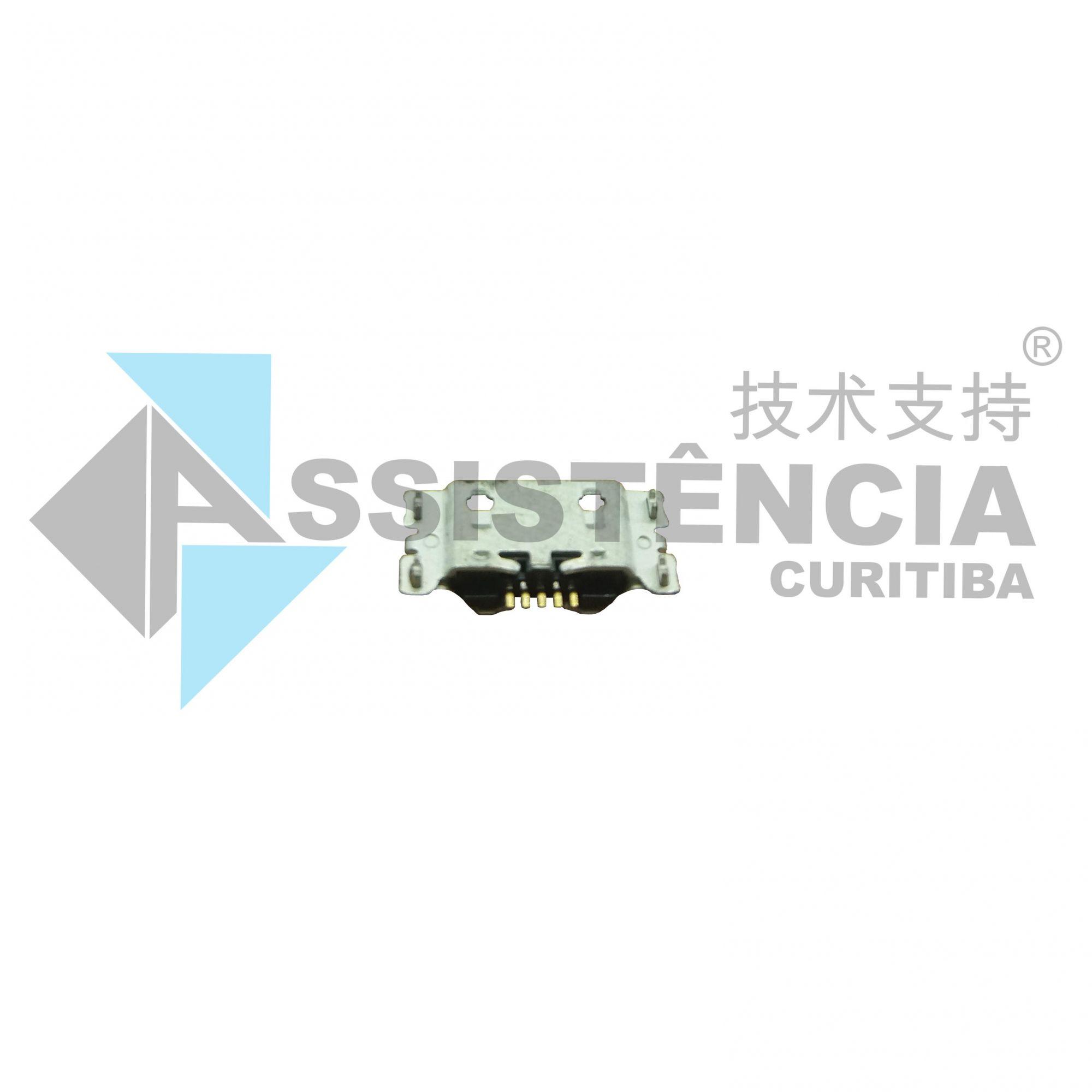 Conector De Carga Motorola Moto G5 Plus Xt1681 Xt1683