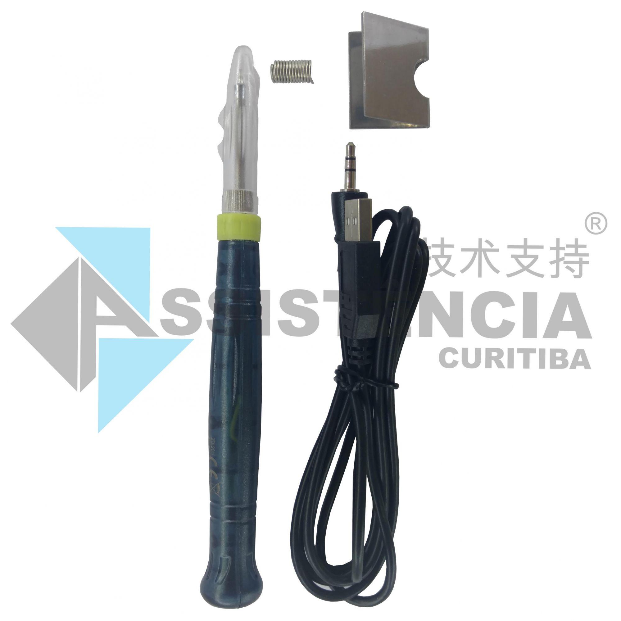 Ferro De Solda Profissional Mini Portátil Usb 5V Doss 7D-20V