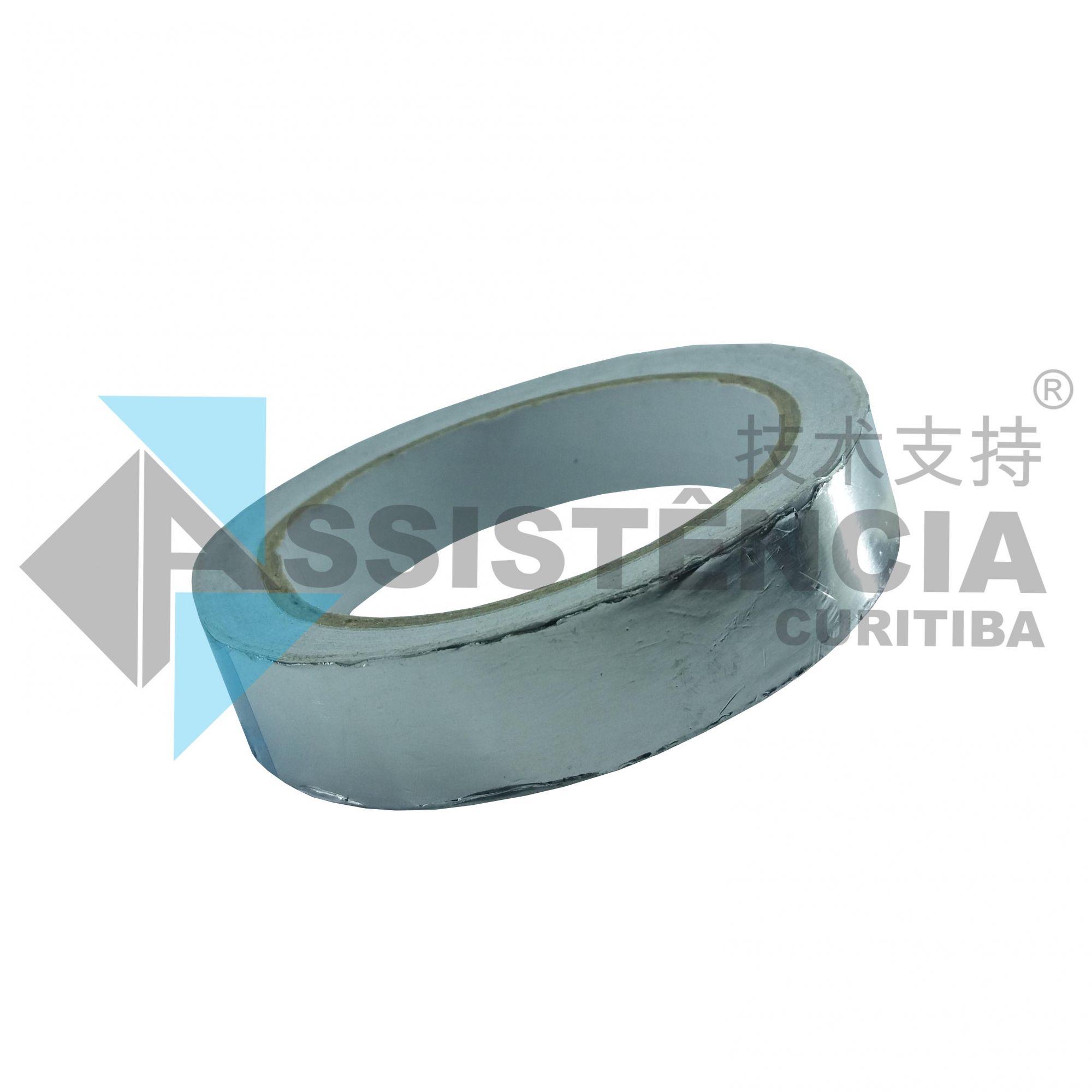 Fita Térmica Alumínio Alta Temperatura 20Mm X 30M
