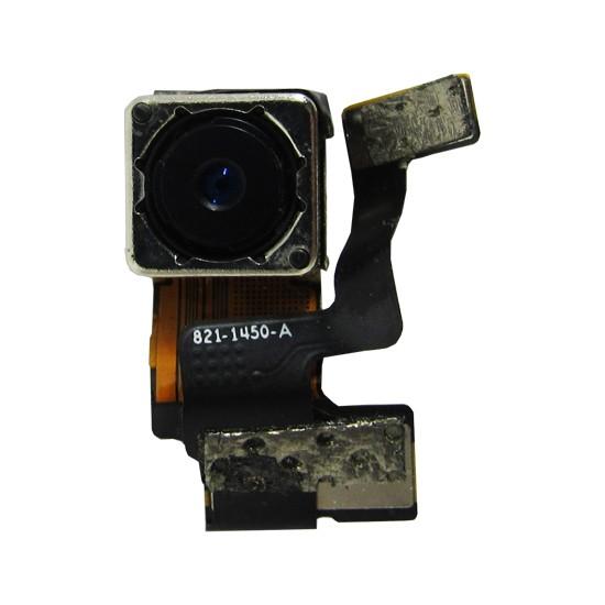 Flex Câmera Traseira Com Flash Apple Iphone 5 5G