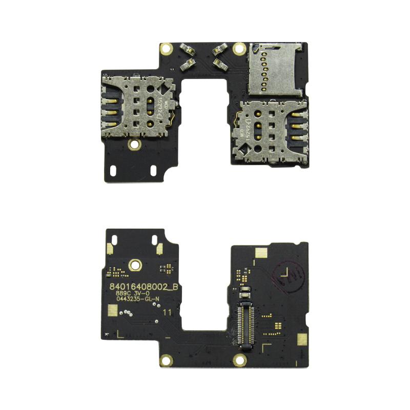 Flex Conector Chip Motorola Moto G3 Xt1543 Xt1544