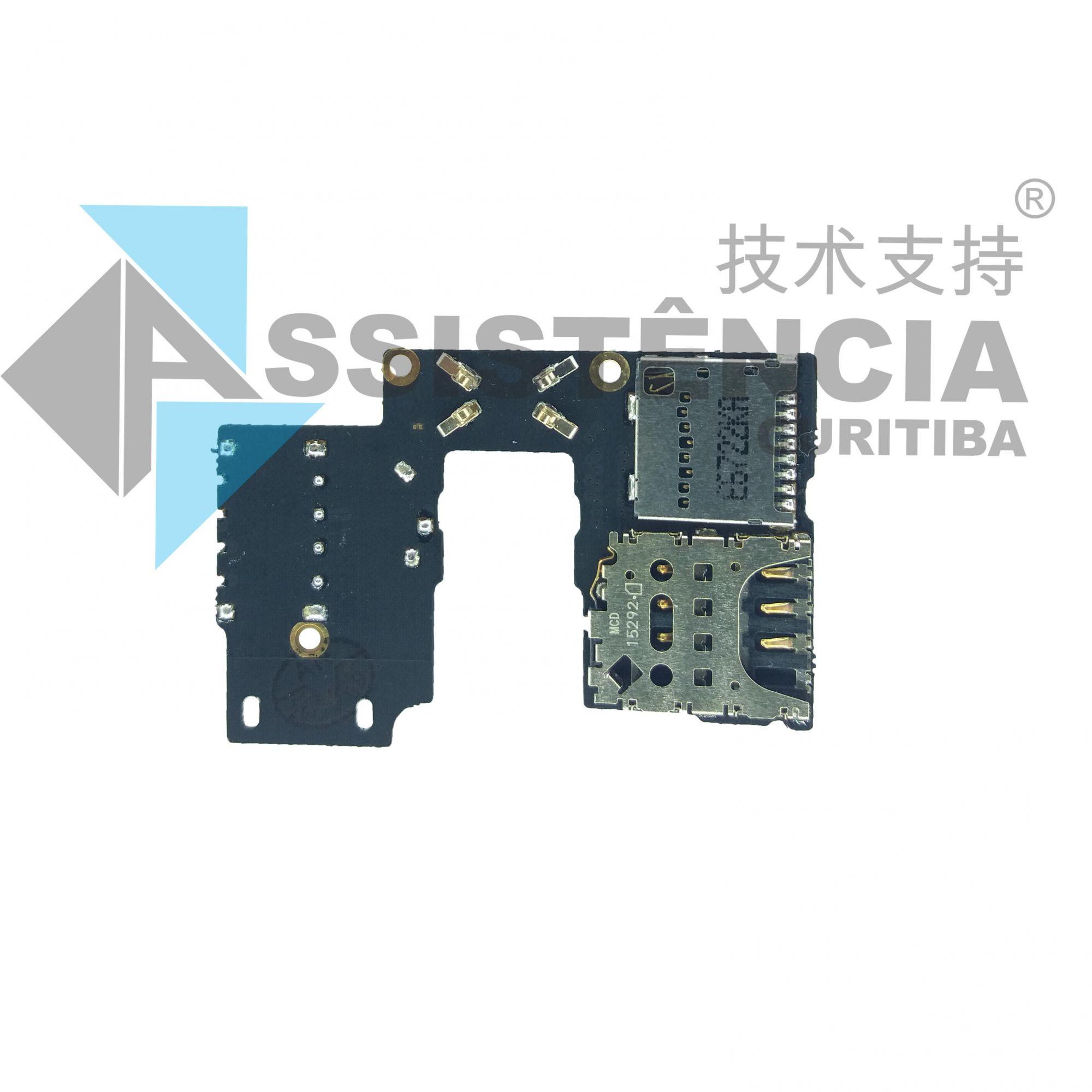 Flex Conector Chip Motorola Moto G3 Xt1543 Xt1544 Sem Carcaça Original