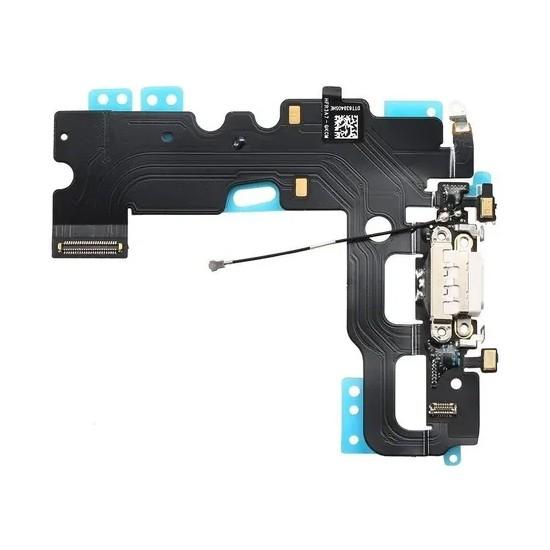 Flex Conector de Carga Apple Iphone 7 7G Original Branco