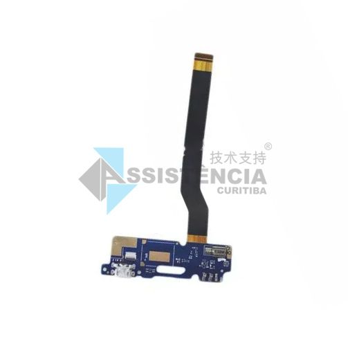 Flex Conector De Carga Asus Zenfone 3 Max 5.2 Zc520Tl X008D