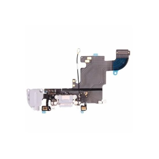 Flex Conector De Carga Apple Iphone 6S Branco Original