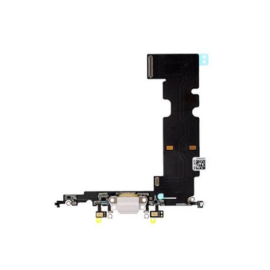 Flex Conector De Carga Apple Iphone 8G Original Branco