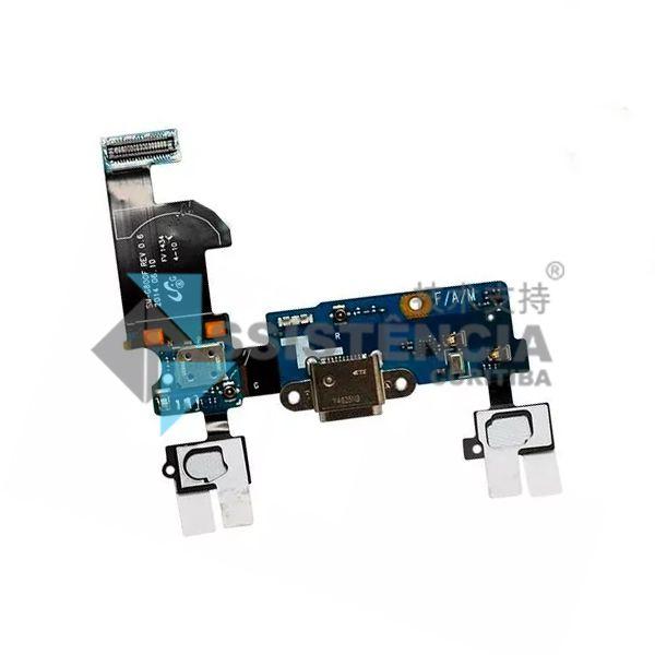 Flex Conector De Carga Samsung Galaxy S5 Mini G800H G800 Original