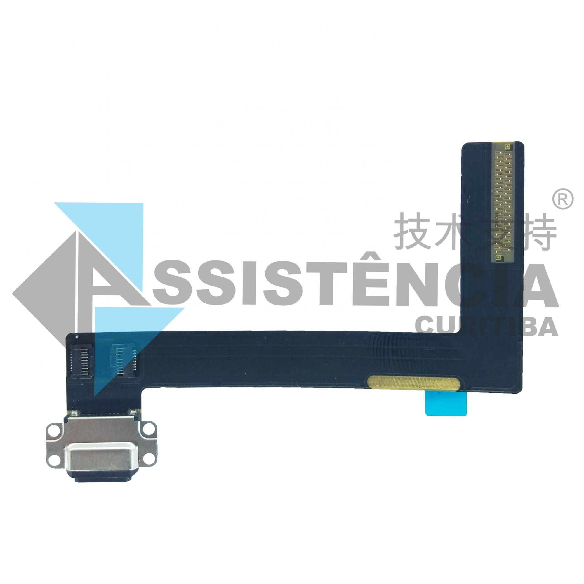 Flex Conector De Carga Dock Usb Ipad Air 2 Original