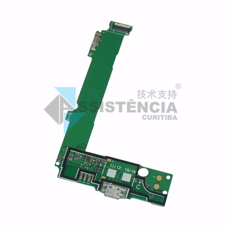 Flex Conector De Carga Nokia Lumia N535 Rm-1092