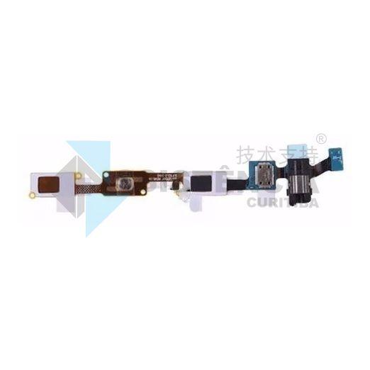 Flex Home E Conector Fone Samsung Galaxy J7 Sm-J700