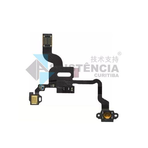 Flex Power Sensor De Proximidade Apple Iphone 4 4G