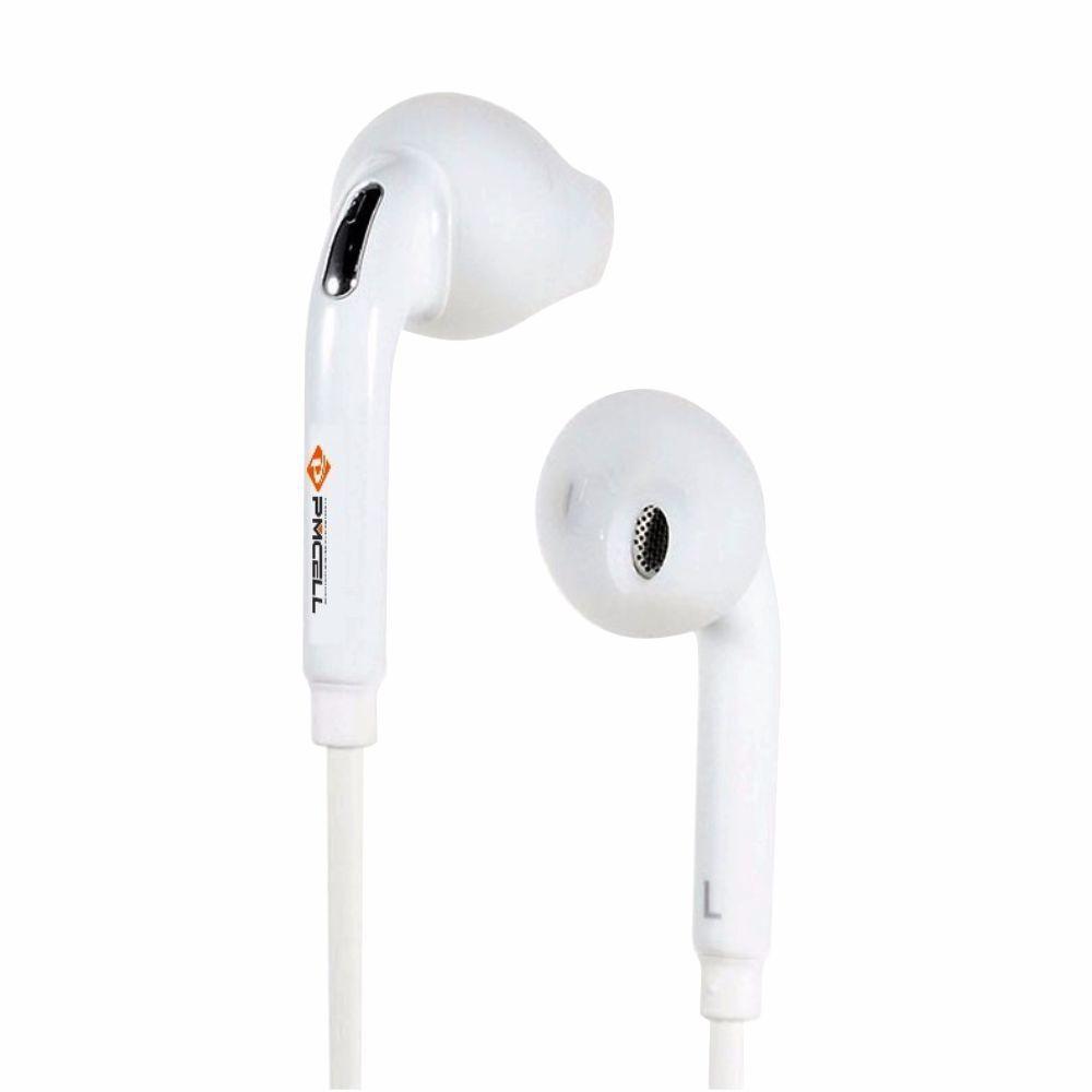 Fone De Ouvido Pmcell Fo-12 Branco
