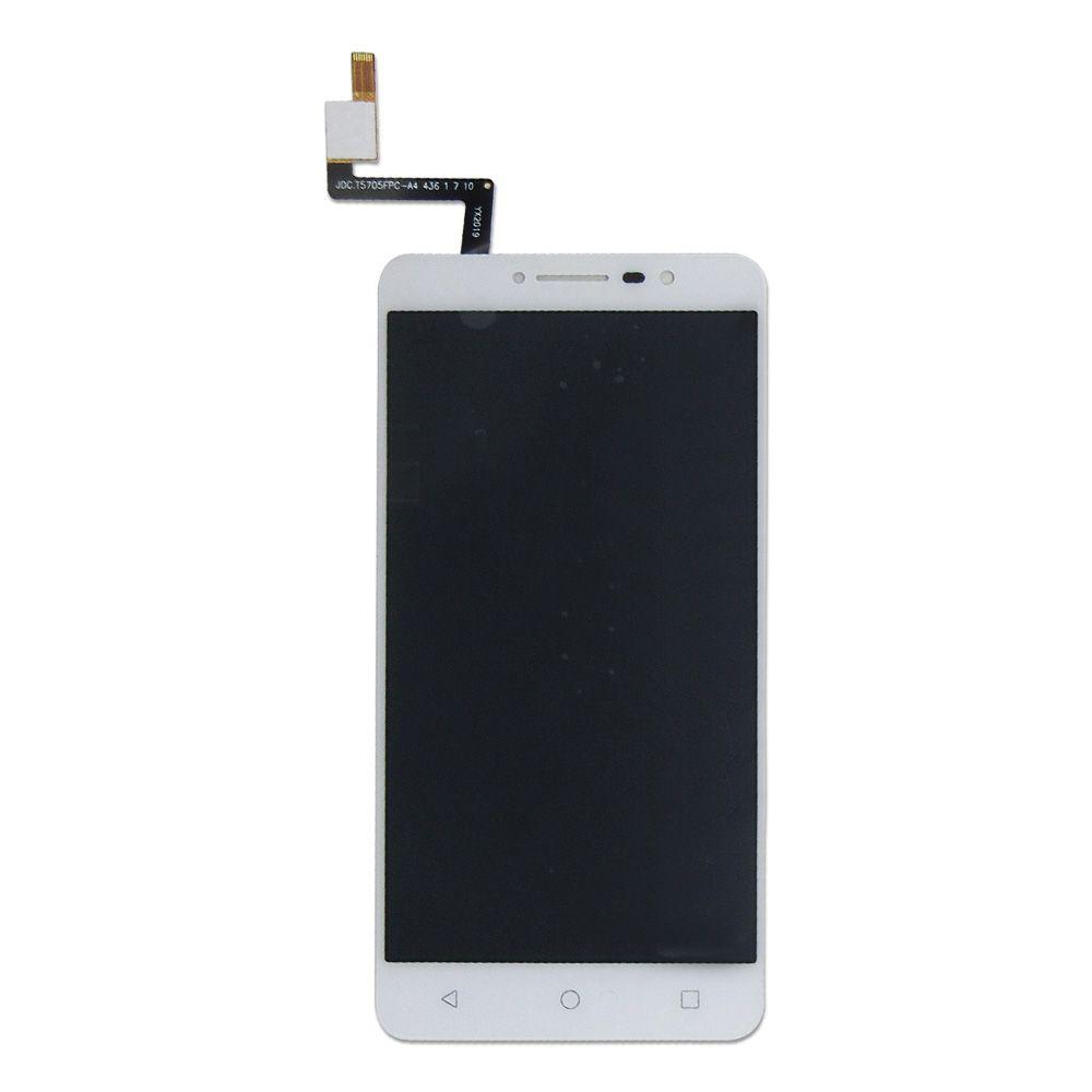 Tela Display Alcatel A3 Xl 9008 9008J Branco
