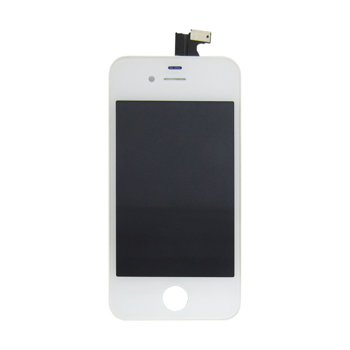 Tela Display Apple Iphone 4 4G A1332 A1349 Branco