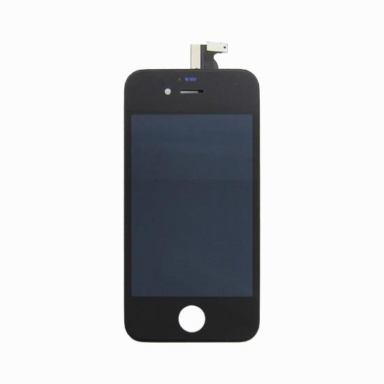 Tela Display Apple Iphone 4 4G A1332 A1349 Preto