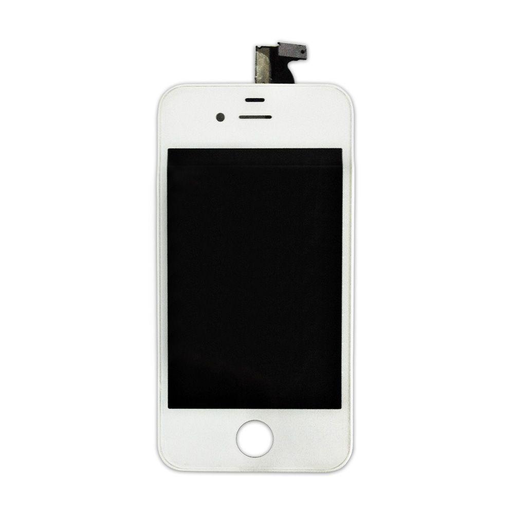 Tela Display Apple Iphone 4S A1387 A1431 Branco