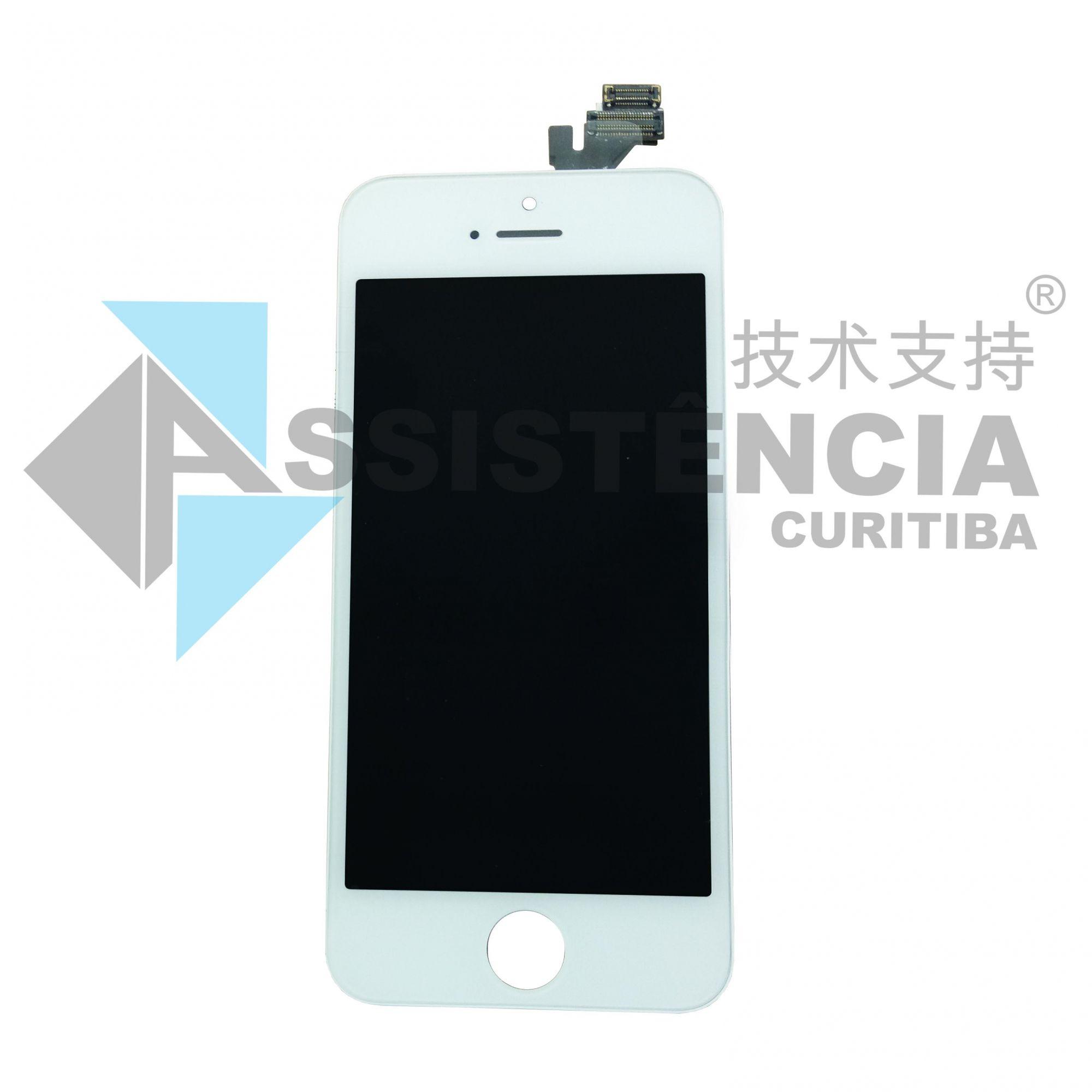 Tela Display Apple Iphone 5 5G A1428 A1429 Branco