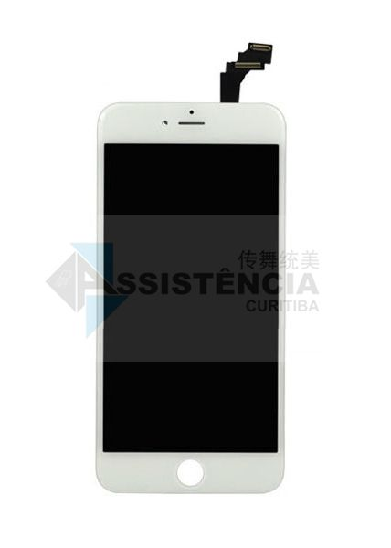 Tela Display Apple Iphone 6 Plus A1522 A1524 A1593 Branco