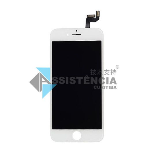 Tela Display Apple Iphone 6S Plus A1634 A1687 A1699 Branco
