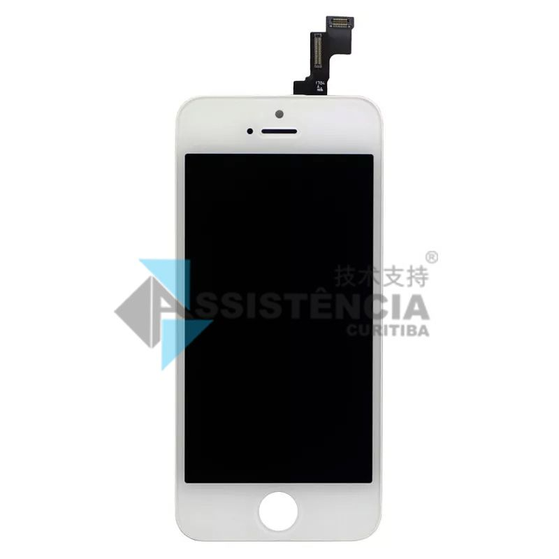 Tela Display Apple Iphone Se A1662 A1723 A1724 Branco