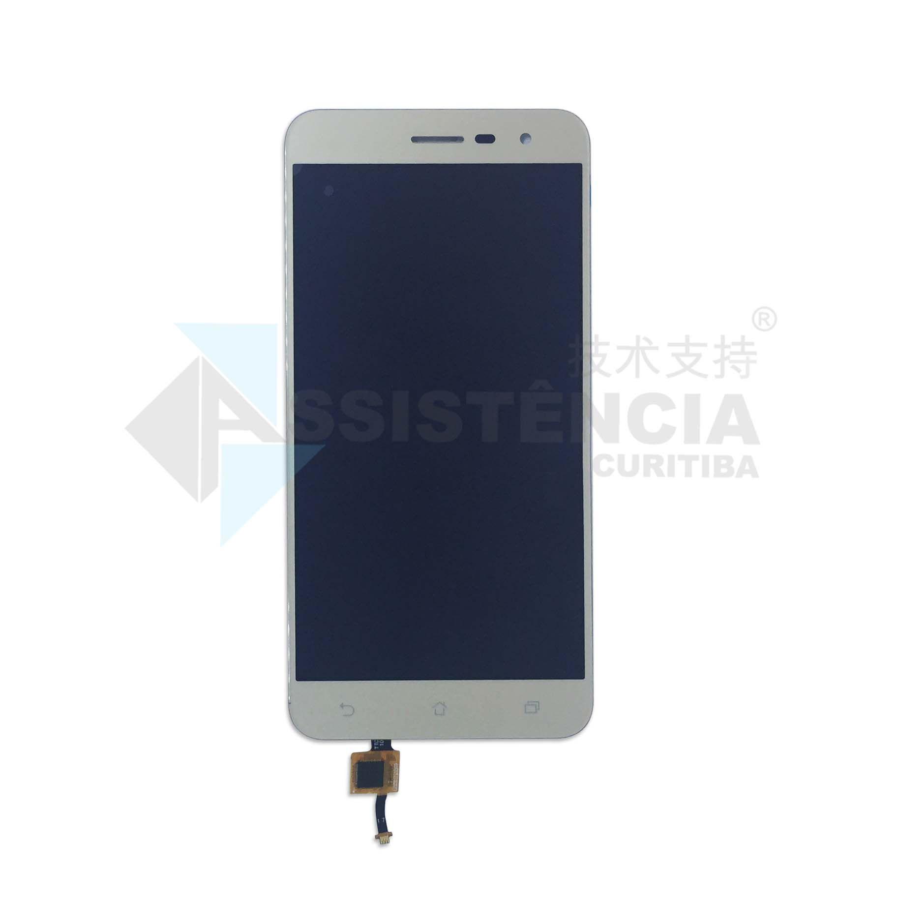 Tela Display Asus Zenfone 3 Ze520Kl Z017Dc Dourado