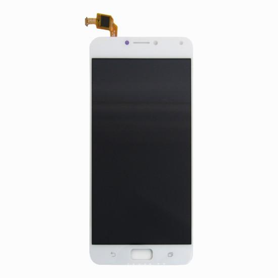 Tela Display Asus Zenfone 4 Max Zc554Kl X00Id Branco