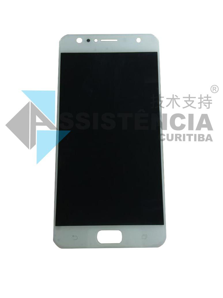 Tela Display Asus Zenfone 4 Selfie Zd553Kl X00Ld Branco