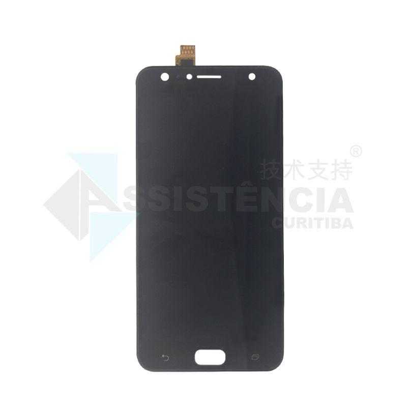 Tela Display Asus Zenfone 4 Selfie Zd553Kl X00Ld Preto
