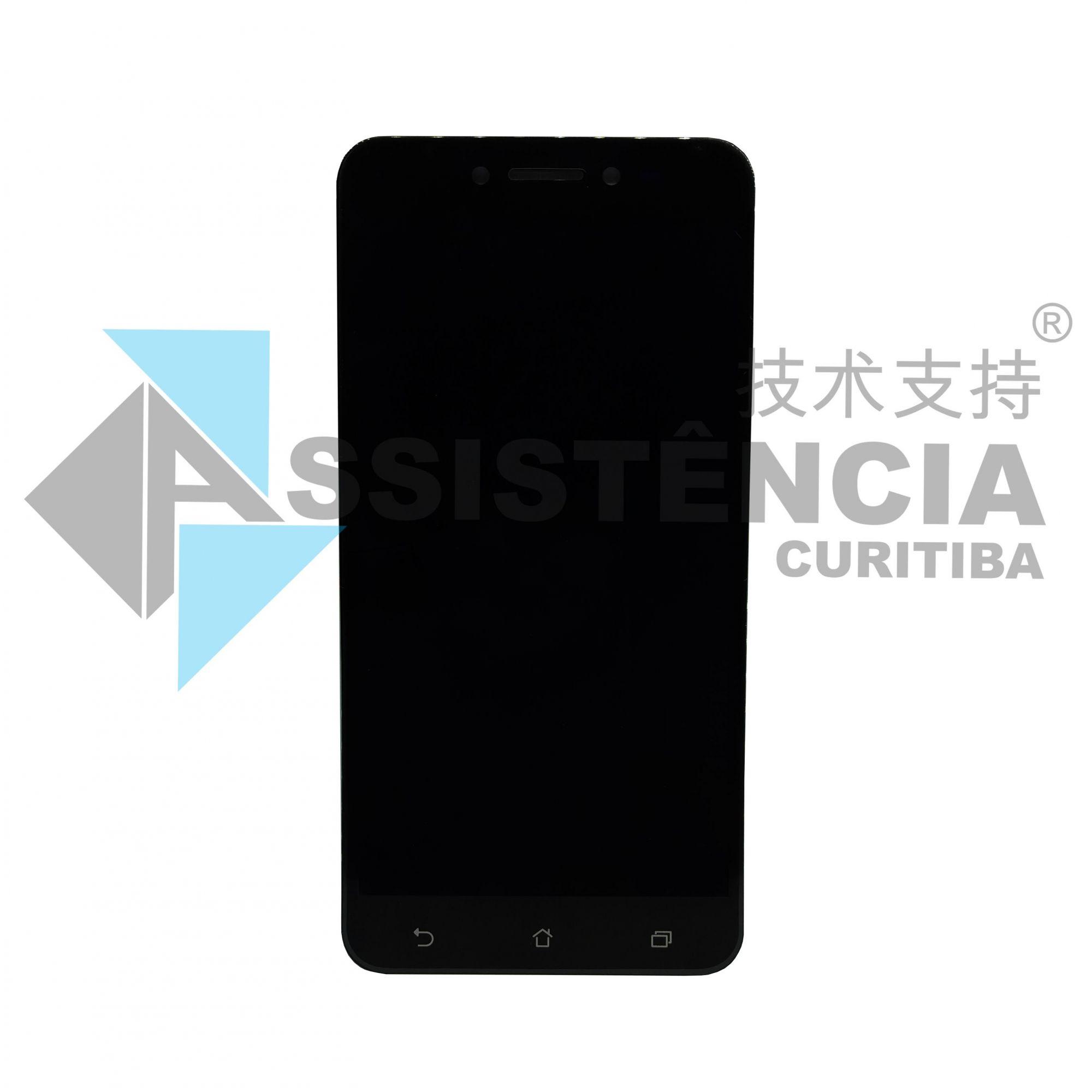 Tela Display Asus Zenfone Live Zb501Kl A007 Preto